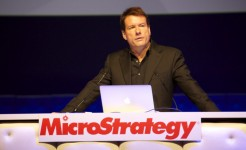 BI survey microstrategy
