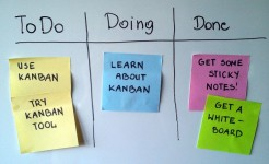 Intelligent organization agile scrum